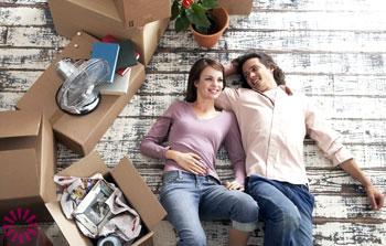 Переезд в новую квартиру - приметы изоражения
