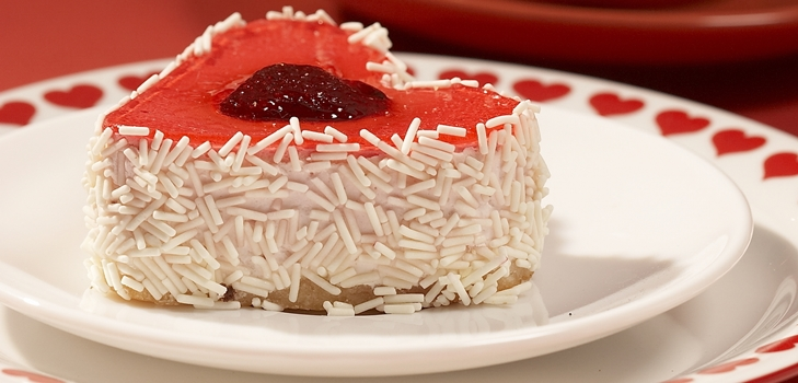 торт на 14 февраля рецепты