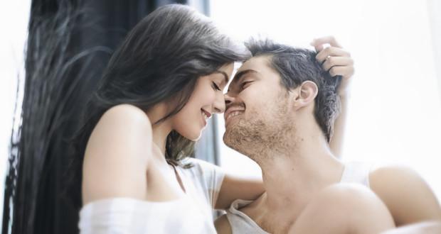 Муж во время секса ковыряет в носу