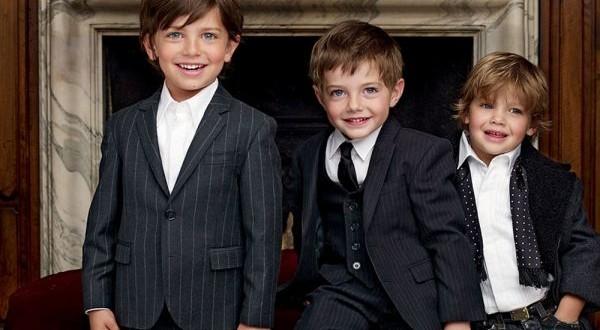 Модно одеть мальчика 124