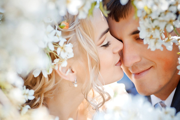 Die richtigen Fotos bei einer Hochzeit