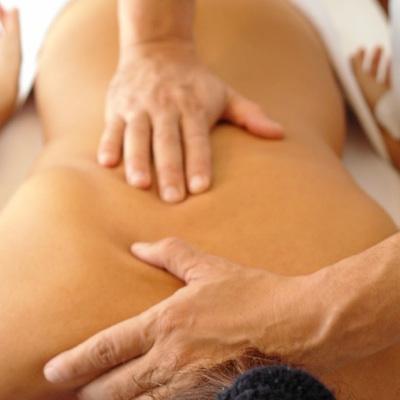 Как сделать массаж спины в домашних условиях мужу