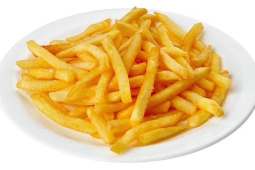 картошка фри на сковороде рецепт с фото
